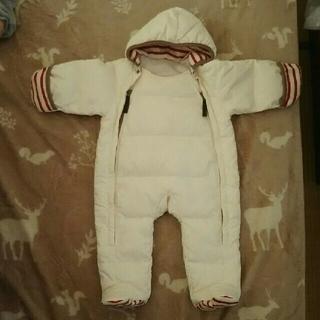 アカチャンホンポ(アカチャンホンポ)のベビージャンプスーツ(防寒カバーオール)(カバーオール)