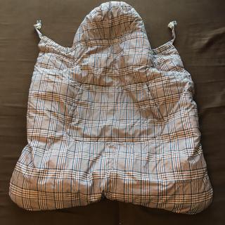 アカチャンホンポ(アカチャンホンポ)の防寒ケープ 抱っこ紐 ベビーカー兼用(外出用品)