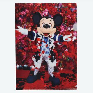 ディズニー(Disney)の【新品】イマジニングザマジック ミッキー クリアホルダー ディズニーリゾート(クリアファイル)