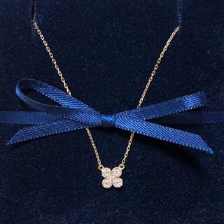 アーカー(AHKAH)のアーカー ネックレス ダイヤ(ネックレス)