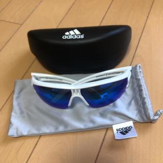 アディダス(adidas)のadidas スポーツサングラス(サングラス/メガネ)
