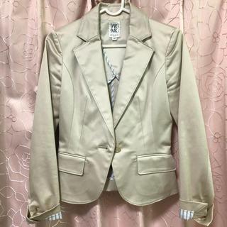 ミッシェルクラン(MICHEL KLEIN)のミシェルクラン 通勤スーツジャケット 34(スーツ)
