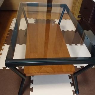 Francfranc - ガラステーブル Francfranc フランフラン