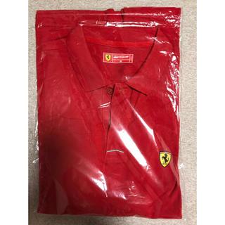 フェラーリ(Ferrari)のFerrari ロゴポロシャツ(ポロシャツ)