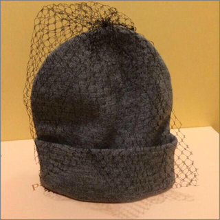 パサージュミニョン(passage mignon)のパサーズミニョン ニット帽(ニット帽/ビーニー)