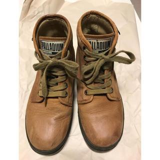 パラディウム(PALLADIUM)のパラディウム   ブーツ  23センチ(ブーツ)