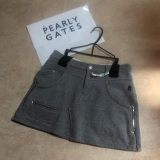 パーリーゲイツ(PEARLY GATES)のパーリーゲイツ☆スカート☆サイズ1(ウエア)