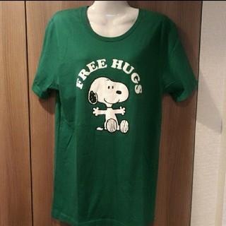 新品♡スヌーピー♡大きめ♡Tシャツ♡