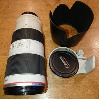 CANON EF70-200mm F2.8L IS II USM【2型です】