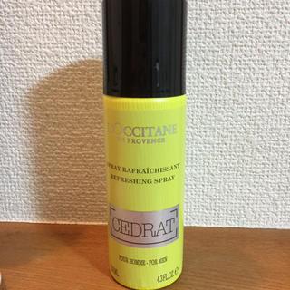 ロクシタン(L'OCCITANE)の未使用品 ロクシタン  セドラ リフレッシングスプレー(制汗/デオドラント剤)