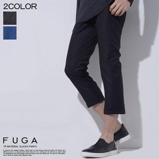 フーガ(FUGA)のFUGA TR MATERIAL SLACKS PANTS(スラックス)