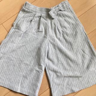 ジーユー(GU)の【ラグーン様専用】ガウチョパンツ 110(パンツ/スパッツ)