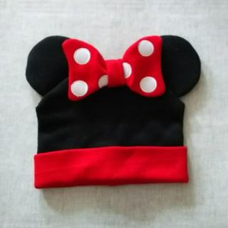 Disney - 東京ディズニーランド★ミニー ニット帽
