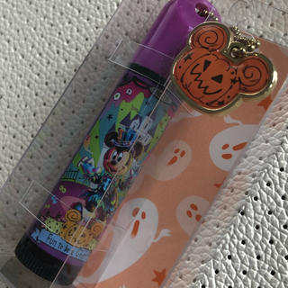 ディズニー(Disney)のハロウィン2018 リップクリーム(リップケア/リップクリーム)