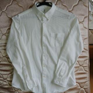 ユニクロ(UNIQLO)のユニクロ☆白シャツ☆フォーマル 受験 結婚式 卒業式 (ドレス/フォーマル)