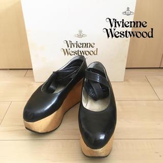 ヴィヴィアンウエストウッド(Vivienne Westwood)のVivienne Westwood ロッキンホース バレリーナ ブラック(その他)