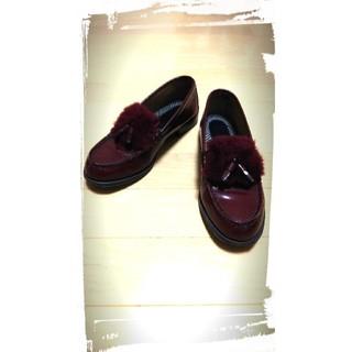 ハルタ(HARUTA)の【アナザーエディション×ハルタ】ファー ローファー(ローファー/革靴)