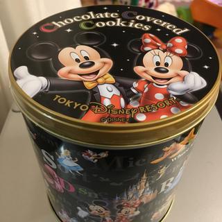 ディズニー(Disney)の本日最終日 値下げ ディズニー チョコレートカバードクッキー 未開封(菓子/デザート)