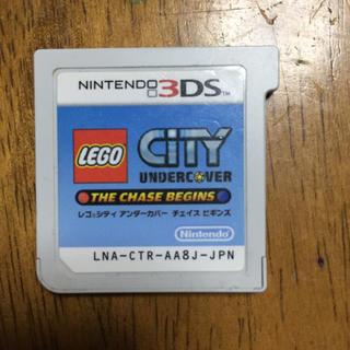 ニンテンドウ(任天堂)の3DS レゴ アンダーカバー(家庭用ゲームソフト)