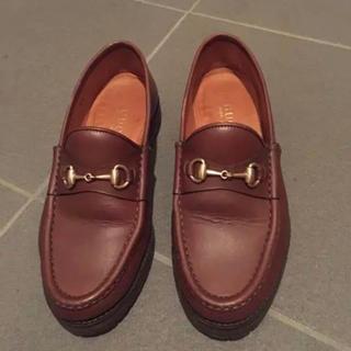 グッチ(Gucci)のローファー GUCCI(ローファー/革靴)