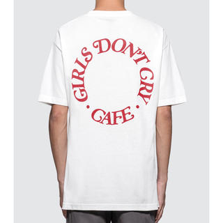 Girls Don't Cry Hypefest限定 Tシャツ L 完売品