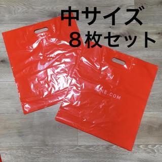 ナイキ(NIKE)の中サイズ 8枚 ナイキショップ袋 ショッパー NIKEショップ袋 ショップ袋(ショップ袋)