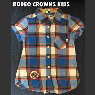 Rodeo crowns kids ワンピース