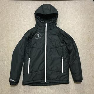 ルース(LUZ)のLUZ eSOMBRA 中綿フードジャケット M フットサルルースイソンブラ(ウェア)