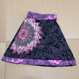 デシグアル(DESIGUAL)のくろまる様専用Desigual スカート セット 二枚(ひざ丈スカート)
