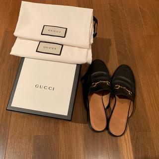 グッチ(Gucci)のGUCCI プリンスタウン (ローファー/革靴)