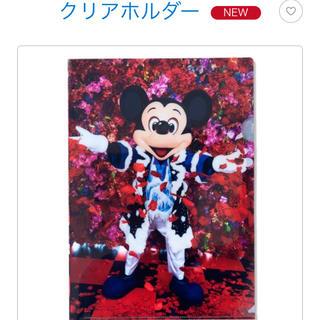 ディズニー(Disney)のイマジニング 蜷川実花 ミッキー クリアファイル(クリアファイル)