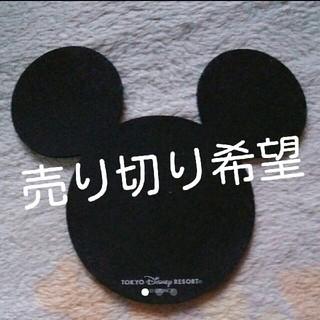 ディズニー(Disney)の【専用】車内用 ミッキー 滑り止めシート(車内アクセサリ)