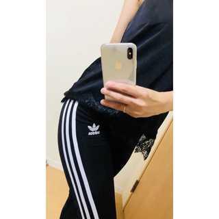 アディダス(adidas)のadidas レギンス 三本ライン アディダス(レギンス/スパッツ)