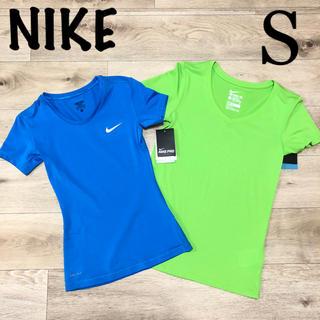 ナイキ(NIKE)のS NIKE ナイキ Tシャツ レディース 半袖 ウェア(Tシャツ(半袖/袖なし))