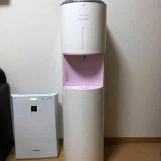 美品!フレシャスデュオ ホワイト×ピンク  グッドデザイン賞 7リットルパック (その他 )