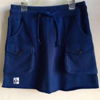 チャムス(CHUMS)の新品 CHUMS Bush Skirt チャムス スカート  nm(ひざ丈スカート)