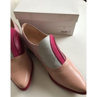 ツモリチサト(TSUMORI CHISATO)のツモリチサト マイケル シューズ 新品(ローファー/革靴)