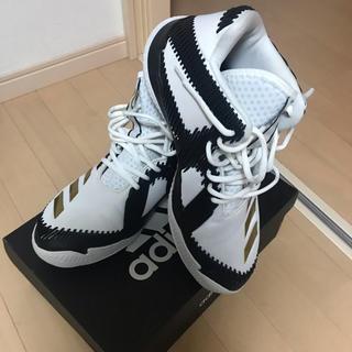 アディダス(adidas)のadidas バスケットシューズ(バスケットボール)