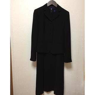 ソワール(SOIR)のブラックフォーマル ジャケット&ワンピース(礼服/喪服)