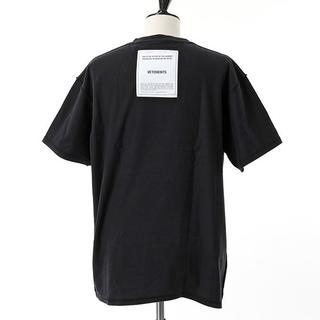 バレンシアガ(Balenciaga)のVETEMENTS ヴェトモン☆オーバーサイズTシャツ リステア(Tシャツ/カットソー(半袖/袖なし))