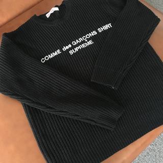 シュプリーム(Supreme)のSupreme Comme des Garcons SHIRT Sweater(ニット/セーター)