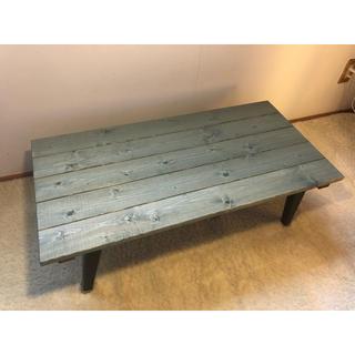 【建築工房が作る】ローテーブル①(家具)