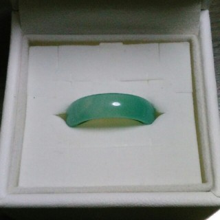 瑪瑙 指輪 14号 10日① 天然石 メノウ(リング(指輪))