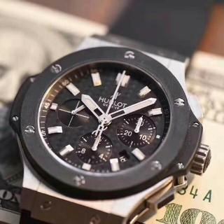 HUBLOT - ウブロ ビッグバン サンモリッツ クロノ 時計 腕時計 メンズ 自動巻