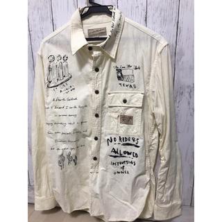 アヴィレックス(AVIREX)のAVIREX 90s 古着シャツ(Tシャツ/カットソー(半袖/袖なし))
