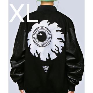 ミシカ(MISHKA)のLONG CLOTHING MISHKA ジャケット XLサイズ 新品(スタジャン)