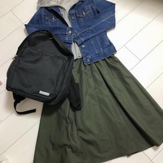 ジーユー(GU)の新品未使用 gu スカート(ロングスカート)