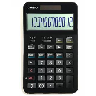 カシオ(CASIO)のcasio 電卓 s100 未使用(オフィス用品一般)