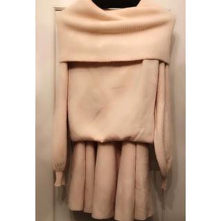 アンドクチュール(And Couture)のAnd Couturu アンド クチュール 【新品】タグ付き(ひざ丈スカート)