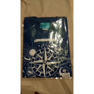 新品 水瀬いのり リストバンド Tシャツ BLUE COMPASS 青 未使用(Tシャツ)